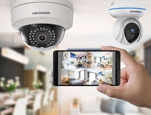 What is an IP Network Camera?