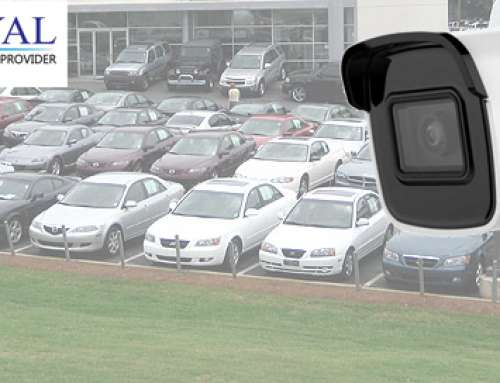 Security Cameras for Car Dealerships