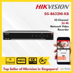 DS-8632NI-K8