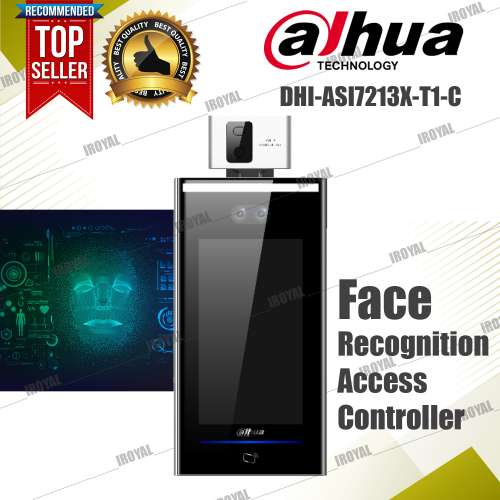 Dahua DHI-ASI7213X-T1-C Face Recognition Access Controller