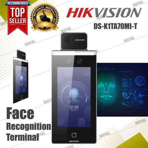 Hikvision DS-K1TA70MI-T Face Recognition