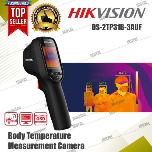 Hikvision DS-2TP31B-3AUF Thermal Scanner