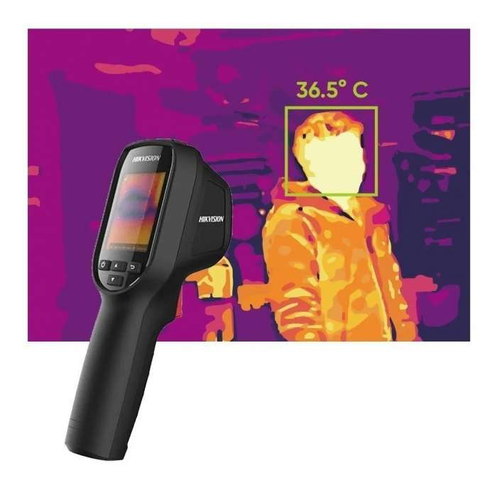 Hikvision DS-2TP31B-3AUF Thermal Scanner