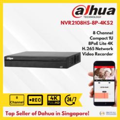 NVR2108HS-8P-4KS2