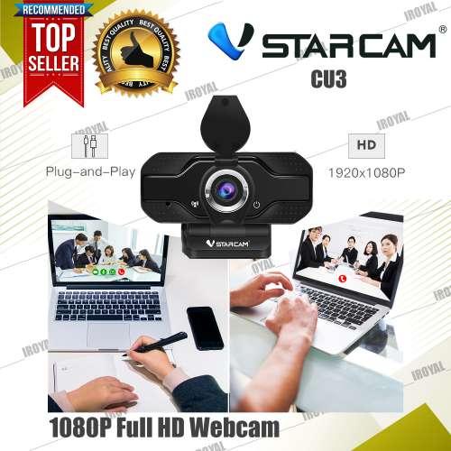 VStarcam CU3 Webcam FULL HD 1080P