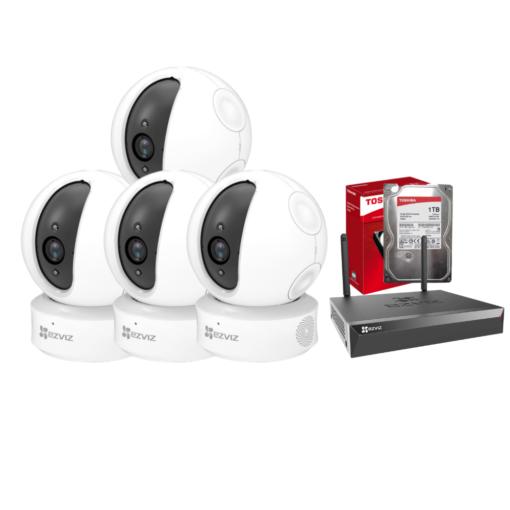 Ezviz Wifi CCTV Package