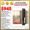 Door Access IRPL Website