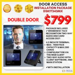 door access package in Singapore